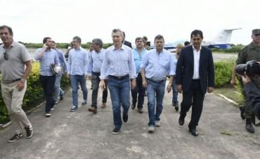 Nievas ratificó el trabajo en conjunto con Nación en la lucha contra el Narcotrafico
