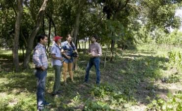 Con apoyo municipal productores llevan adelante diferentes emprendimientos