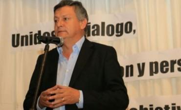 PEPPO SUBRAYÓ EL TRABAJO CONJUNTO CON EL SECTOR PRIVADO PARA
