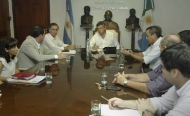 PEPPO JUNTO A CETACH TRABAJAN PARA MEJORAR EL SERVICIO DE TRANSPORTE INTERURBANO
