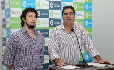 Capitanich anunció la licitación de la repavimentación y ensanchamiento de la avenida Chaco, entre Castelli y 9 de Julio