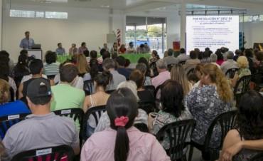 Participación ciudadana: Capitanich encabezó la sesión preparatoria del Consejo Consultivo de Comisiones Vecinales