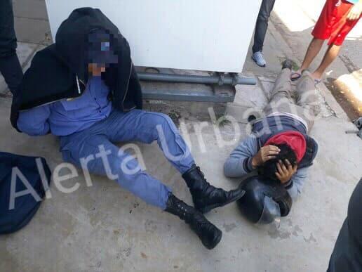 Policías narcotraficantes detenidos con drogas luego de una larga investigación