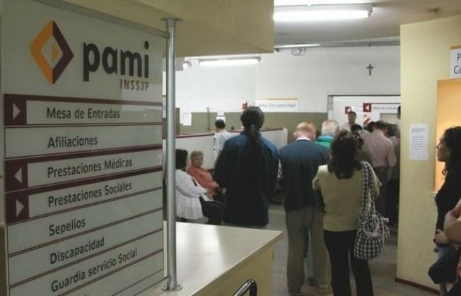 El servicio de PAMI está garantizado