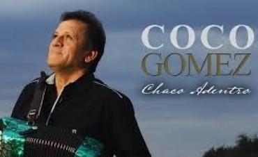 """Néstor """"Coco"""" Gómez: """"Estoy contento de haber podido recuperar la música que estaba perdida en los montes chaqueños"""""""