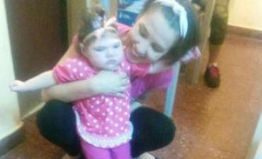 El INSSSEP ya respondió a los reclamos de la madre de Luana Milagros la pequeña que padece Microcefalia con Sindrome de West