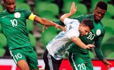 La selección volvió a perder sin Messi en la cancha