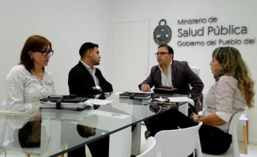 SALUD JUNTO A REFERENTES DE LA LEGISLATURA AVANZA EN LA LEY DE TRIAGE