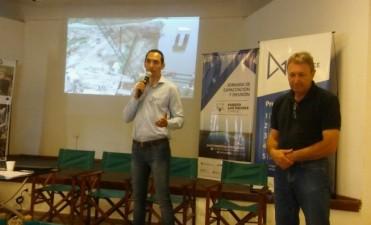 Capacitación y difusión del Proyecto de Infraestructura del puerto Las Palmas
