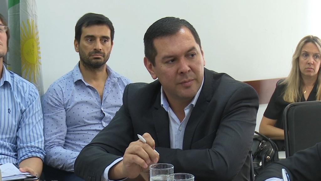 OCAMPO EXPLICÓ EL PRESUPUESTO PROVINCIAL 2019
