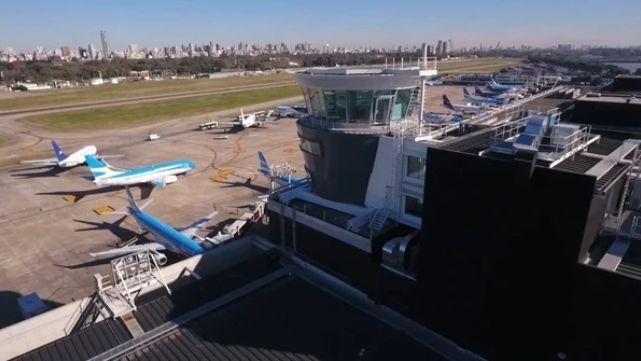 Seguridad en los aeropuertos durante el G20