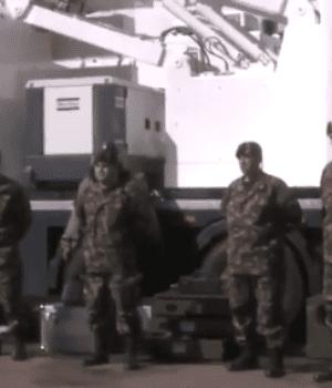 Bullrich presentó el equipamiento de seguridad para el G20