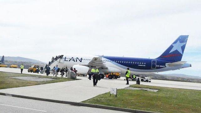 Diarios británicos destacan el vuelo Córdoba-Malvinas