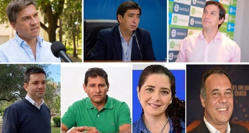 Los primeros resultados dan a Gustavo Martinez con ventaja en Resistencia y a Bruno Cipolini en Sáenz Peña
