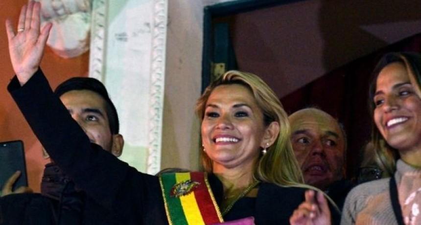 El perfil de Jeanine Áñez, la autoproclamada presidenta de Bolivia