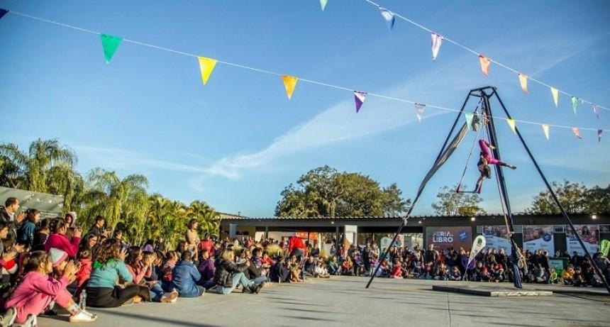 Festival Historias de Plazas en Paseo Sur y Plaza Belgrano