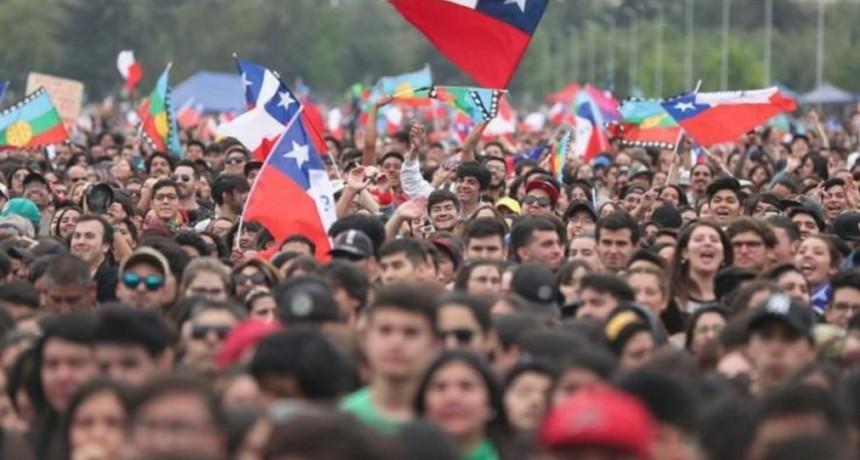 El Congreso Chileno acordó el plebiscito para reformar la Constitución