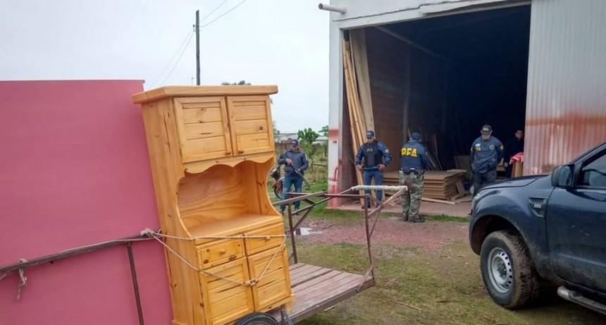 Amplio operativo policial para desbaratar una organización colombiana de prestamistas