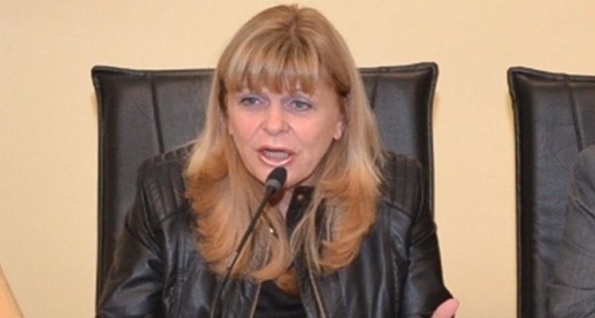 Falleció en la tarde de hoy la Concejal Justicialista Cecilia Baroni