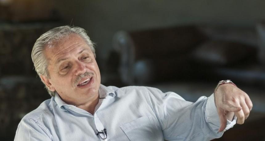 Alberto Fernández adelantó que mandará el proyecto de Aborto Legal al Congreso