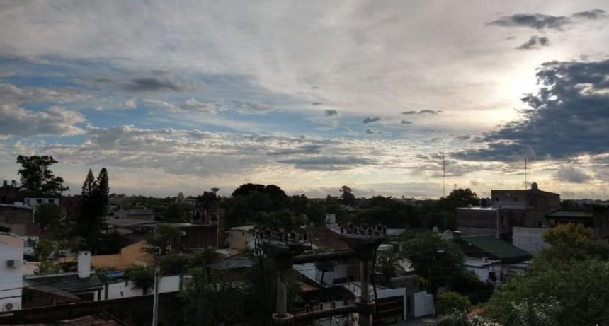 Clima caluroso y sin lluvias para los próximos días en Resistencia