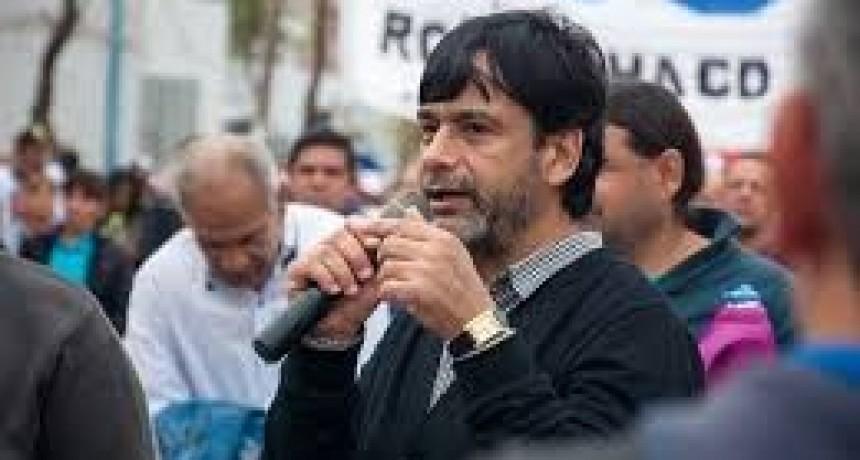 """José NIz: """"Esta lucha por los pases a planta, la viene llevando UPCP hace 10 años"""