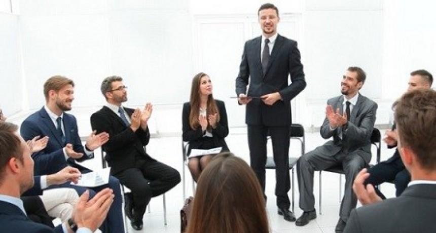 Charla sobre Intercambio Empresarial