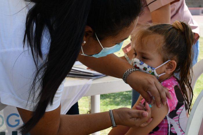 Barranqueras: Salud y Educación ponen en marcha una campaña de vacunación escolar