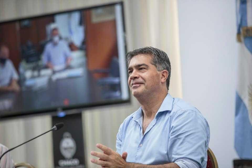 Capitanich, el gobernador con el mejor avance de imagen positiva en el último mes