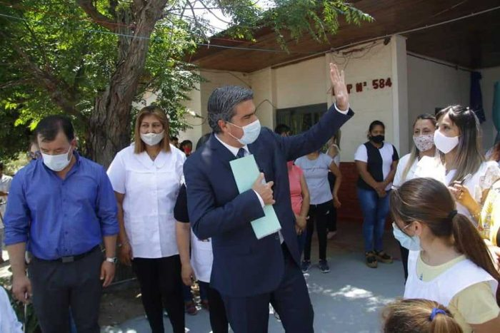 Chaco: Mensajes emotivos y reconocimiento al gobernador en su cumpleaños
