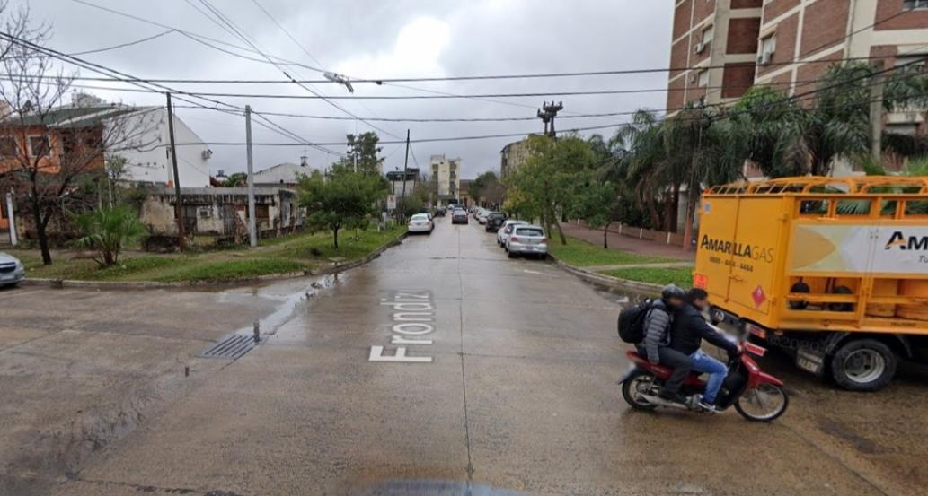 Murió un hombre de 68 años tras un accidente de tránsito en las calles Frondizi y Boggio