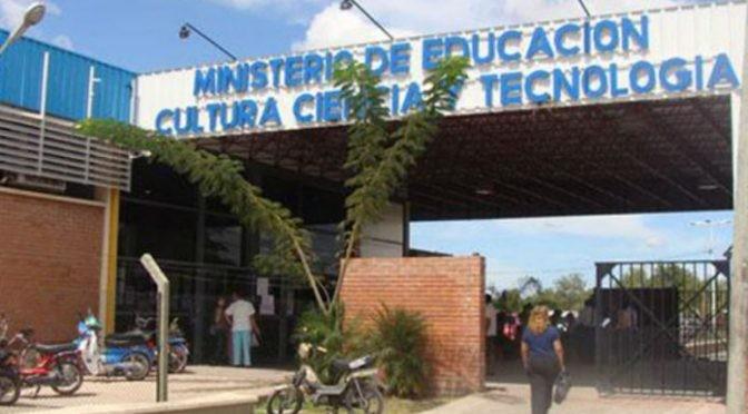 Chaco: Educación extiende hasta el viernes 4 de diciembre, el período de inscripciones a interinatos y suplencias