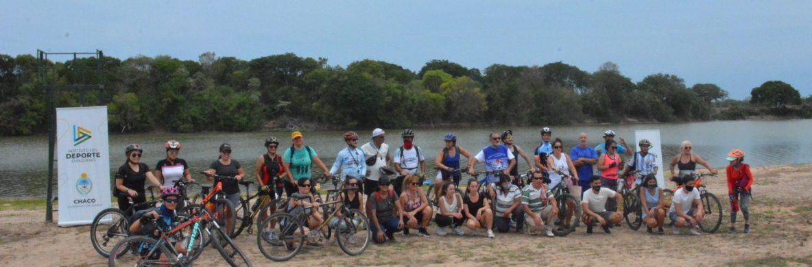 Chaco: La primer Ecobici fue todo un éxito