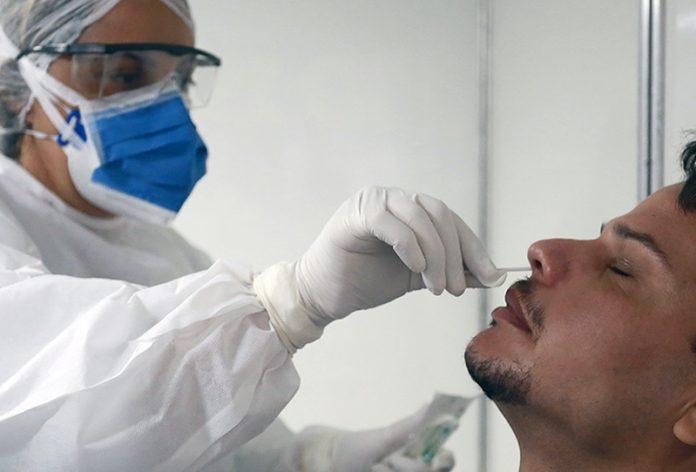 Caso confirmado de coronavirus en la Oficina de Mandamientos y Notificaciones de Resistencia