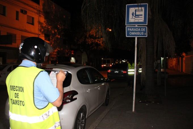 El municipio continúa con fuertes operativos de control de tránsito y alcoholemia