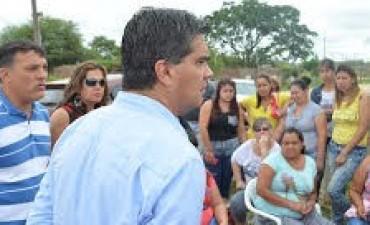 Nueva recorrida del intendente Capitanich por distintas barriadas de Resistencia
