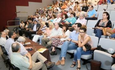 Capitanich participó de la Jornada de Reflexión política por los 40 años de la Masacre de Margarita Belén