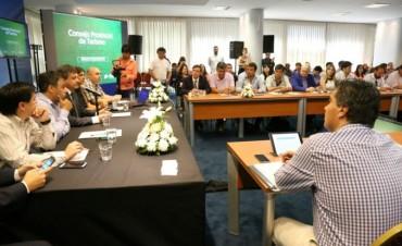Capitanich participó de la reunión del Consejo Provincial de Turismo