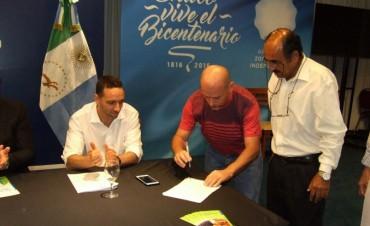 Acciones para garantizar derechos de trabajadores rurales de Santa Fe y Chaco