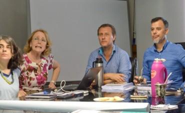 EL GOBIERNO Y CFI AVANZAN EN LA PLANIFICACIÓN DE PROYECTOS PARA POTENCIAR EL CRECIMIENTO SOSTENIDO DEL HUMEDAL CHACO
