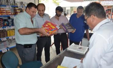 El municipio profundiza los operativos de control en puntos de ventas de pirotecnia