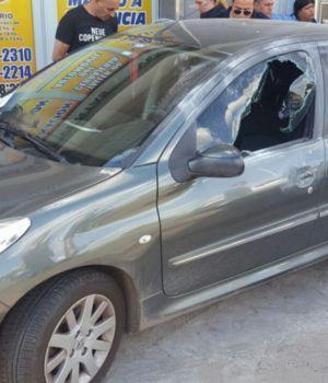 Mujer policía abatió a ladrón que intentó robarle
