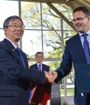 Confirman ampliación del swap con China