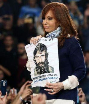 Denunciaron penalmente a Cristina por el caso Maldonaldo