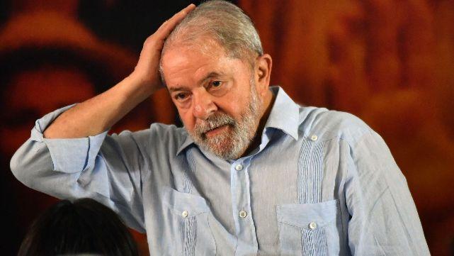 Suspenden medida cautelar que favorecía a Lula