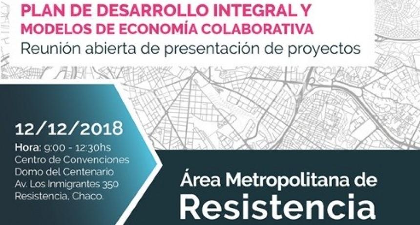 El miércoles se presenta el Plan de Desarrollo Integral del Área Metropolitana
