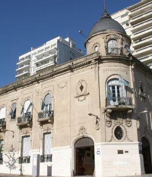 Disparan más de 10 veces contra la fachada del Concejo Municipal de Rosario