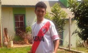 Hincha de River asesinado: Las últimas palabrasa su mamá