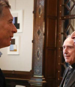 La cúpula del Episcopado le transmitió a Macri su preocupación por la pobreza