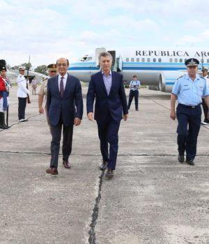 Macri anunció que impulsarán la construcción de